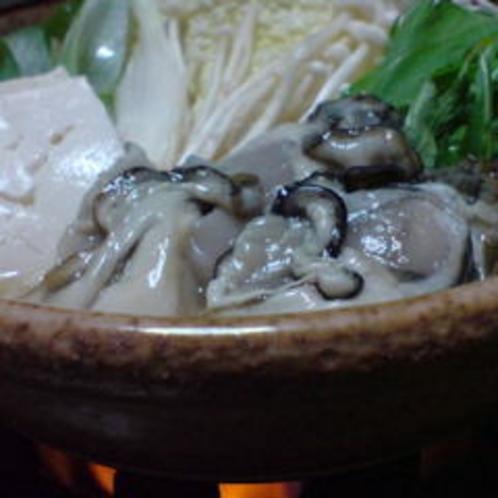 冬料理 牡蠣鍋2