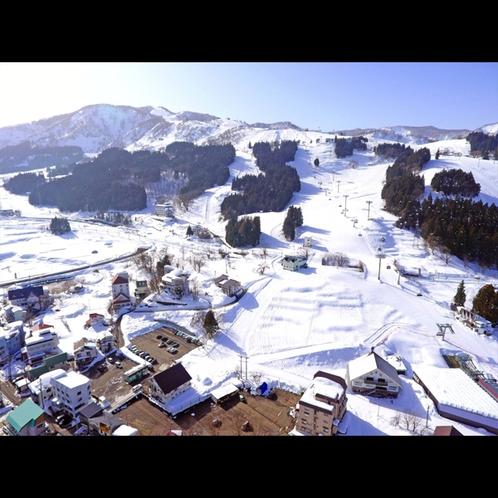 スキーを楽しまれるお客様は当館のお得なスキープランをご覧下さい。(1)