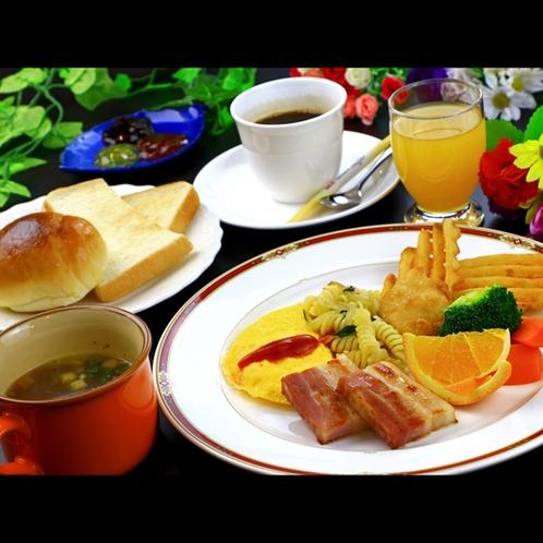 《Break First》手作り朝食でしっかり朝活♪