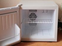 全室に冷蔵庫を完備。