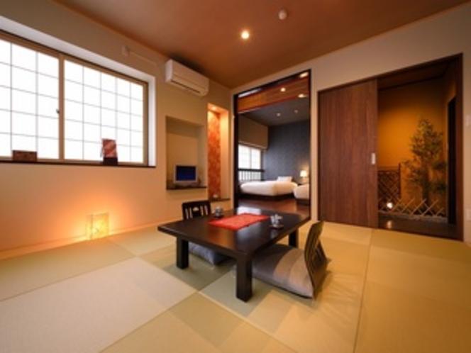 特別室「葉山(はやま)」。