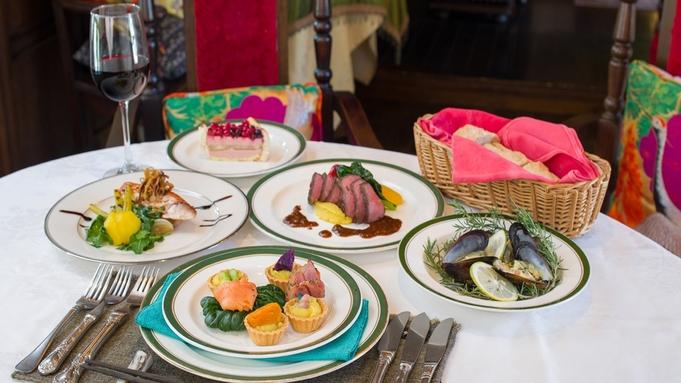 【夏秋旅セール】◆La miradorスタンダード◆美しい眺望と心地よい潮風…そしてマダムの手料理