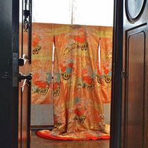 *【〜Kimono〜着物】パリで着物を着ると、嬉しかった。ちょっとだけ、特別扱い。