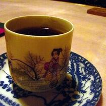 *【朝食一例】コーヒーを飲みながら一息…。朝の貴重なひとときを優雅にお過ごしください。