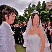 *【〜Ceremonie de mariage〜】当館は結婚式も執り行うことができます。
