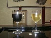 グラスワイン 一例
