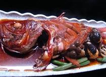 金目鯛煮魚の一例