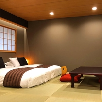 和室 JAPANESE ROOM
