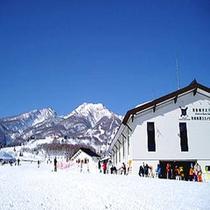 赤倉観光リゾートスキー場スカイケーブル