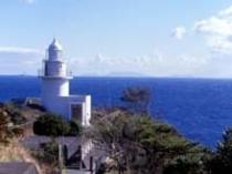 石廊崎灯台 坂道を上るようになりますが眺めは最高!