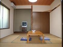 客室の一例 AB号室