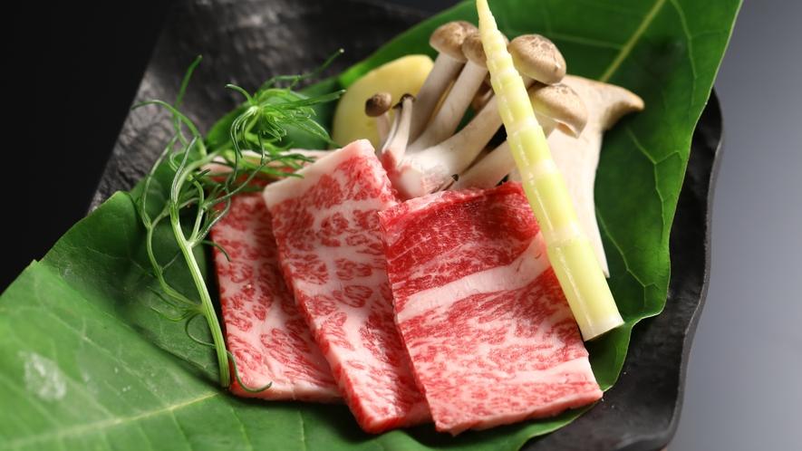 信州牛カルビ焼き
