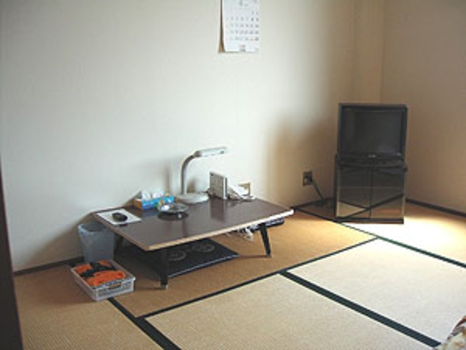 客室例:和室