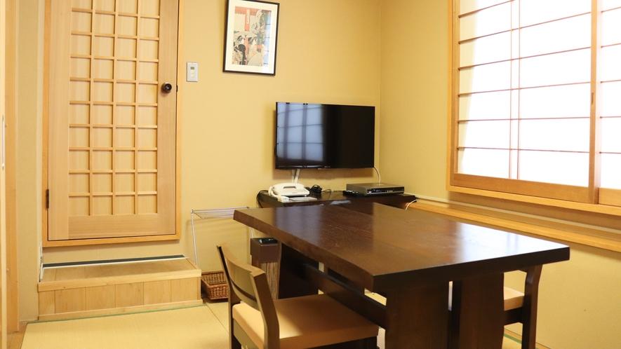 和室エコノミー 1〜2名様向けのエコノミータイプのお部屋です。
