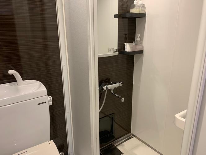 【本館・New本館トイレシャワー室】