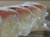 ニシンの押寿司