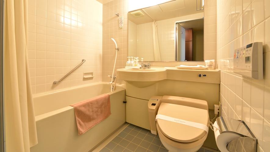 *【部屋一例】風呂・トイレ(ウォシュレット)付です。