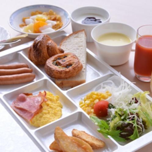 *ご朝食一例/自然豊かな房総の食材を活かした、バイキングスタイルの朝ごはん。