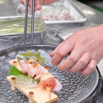 *房総半島の新鮮な食材から生み出す創作料理。一品一品心を込めた匠の技をご賞味下さい。