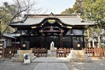 玉前神社神殿