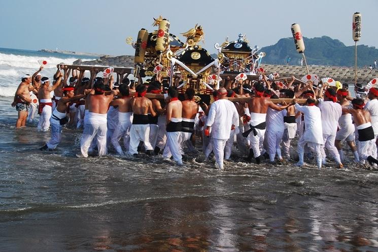 十二社祭り