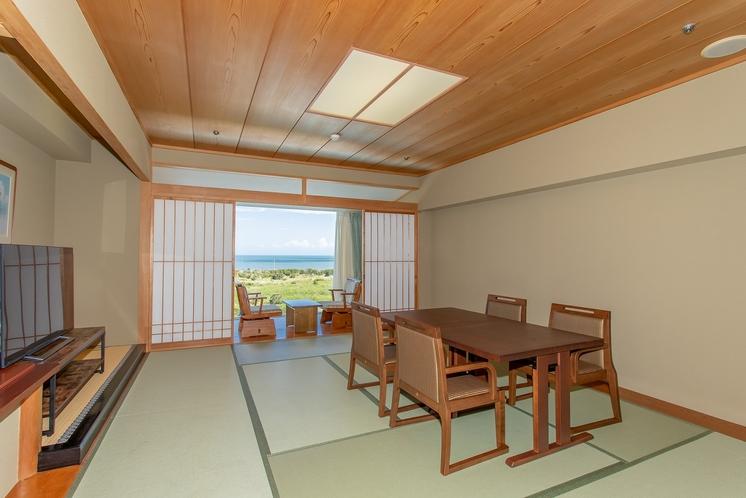 海を臨む和室10畳タイプ