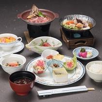 *夕食イメージ/女性の方におすすめの少食創作膳プラン