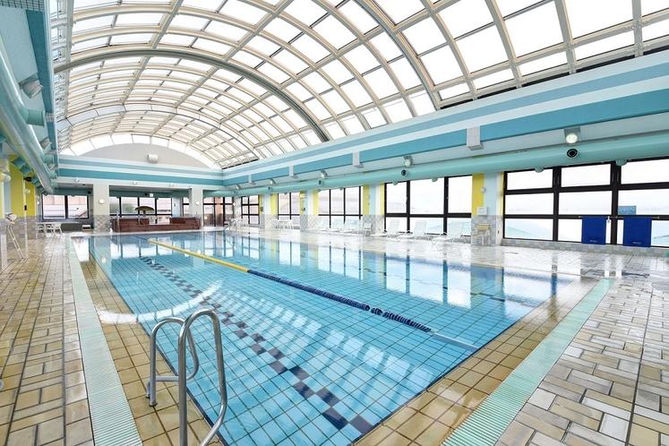 インドアスポーツ館プール