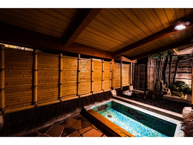 【いにしえ館】〈半露天風呂付客室〉