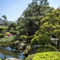 四季折々の日本庭園