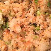 海×肉フェス2019「白海老と空豆の混ぜごはん」