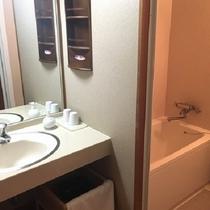 洗面所とお風呂場
