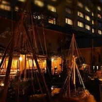 ホテル八木【自慢の庭園】