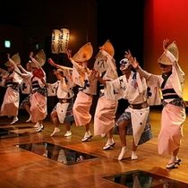阿波踊り会館 阿波の風