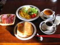 朝食 pan