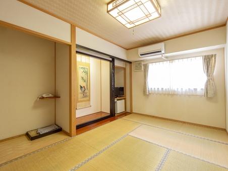 【喫煙】和室1〜4部屋
