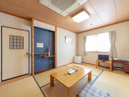 【喫煙】和室1〜2人部屋