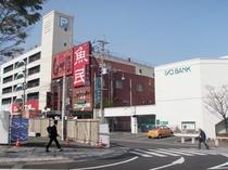 別府駅近く つるみカーパーク3