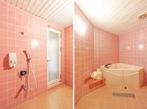 シングルルーム 浴室