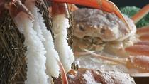 活蟹刺し(イメージ) ぷりぷりの新鮮な蟹をお刺身で!