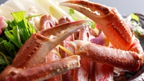 かにすき鍋(イメージ) 冬の味覚はやっぱり蟹すき鍋!