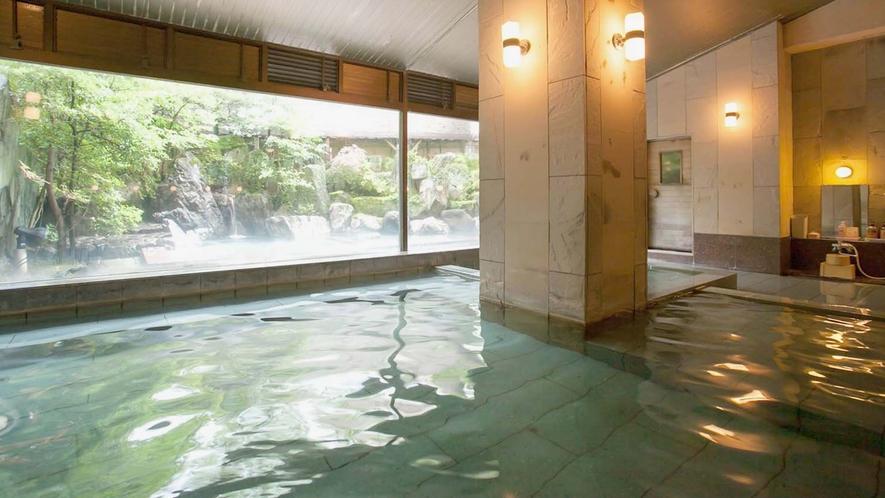 【艶明(えんめい)】女性大浴場.1300年から湧く効能豊かな湯をお楽しみください。