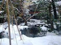 庭園【冬】