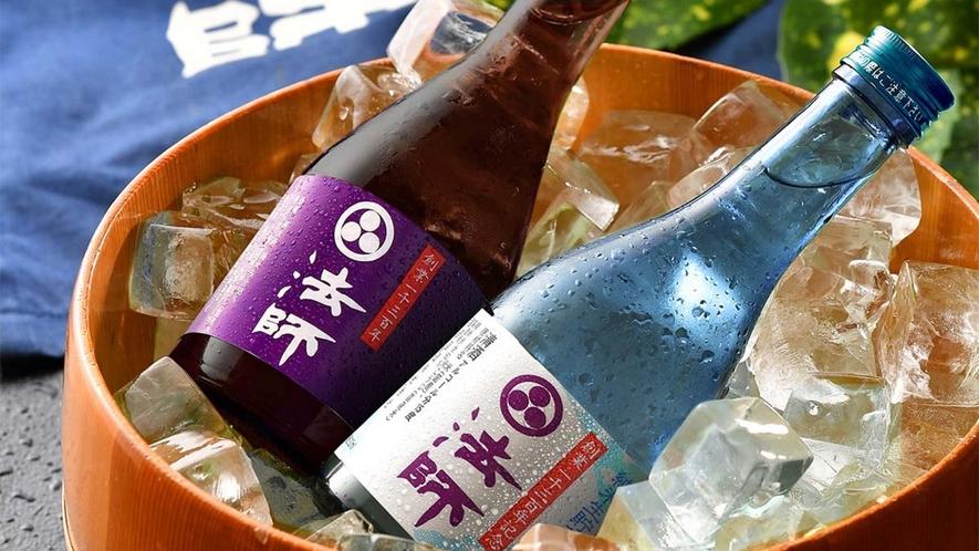 法師オリジナルの《日本酒》もご用意しております。