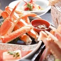 蟹料理イメージ