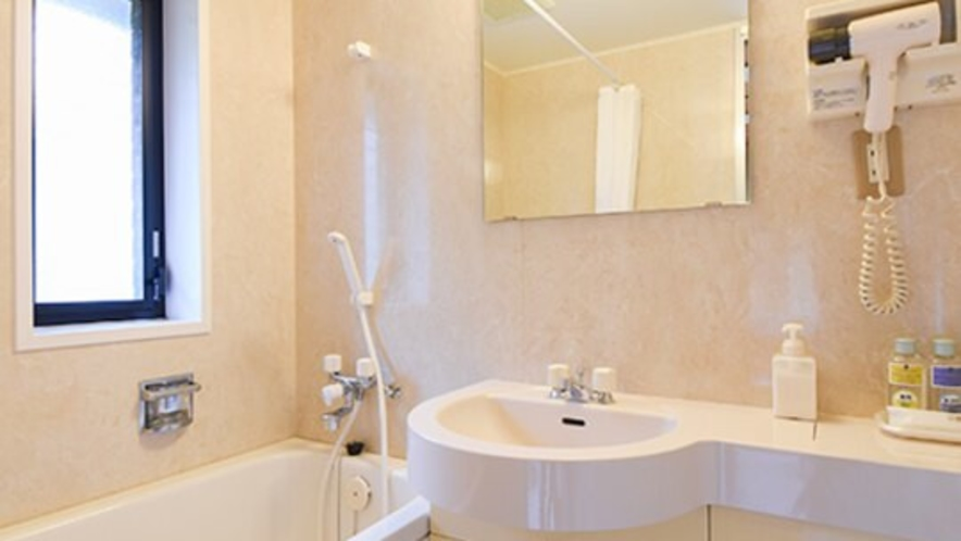【一般客室の部屋風呂(一例)】