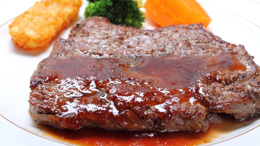ステーキ食べ放題