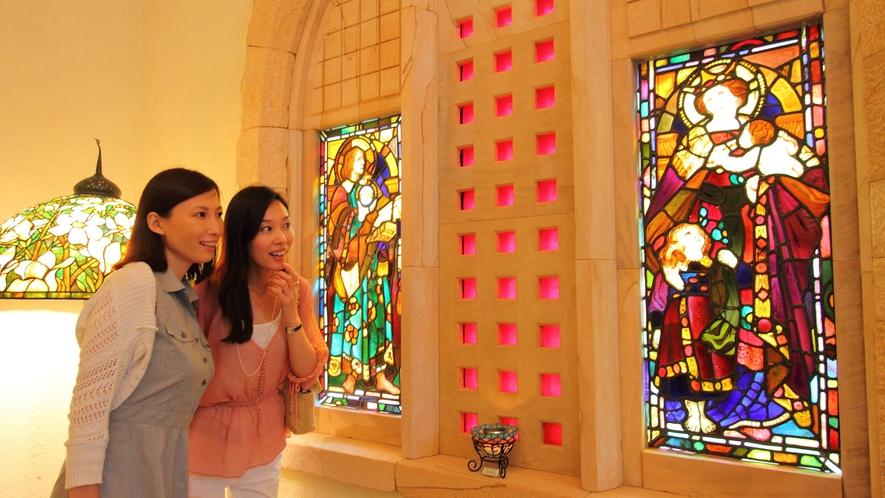 伊豆高原ステンドグラス美術館