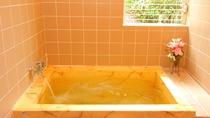 貸切風呂一例【薬湯内風呂】