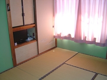 客室・和室6畳「菊の間」